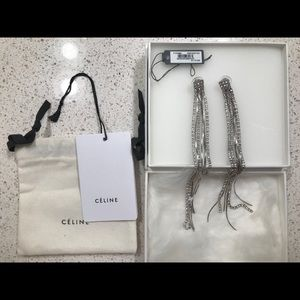 Celine jewel earrings